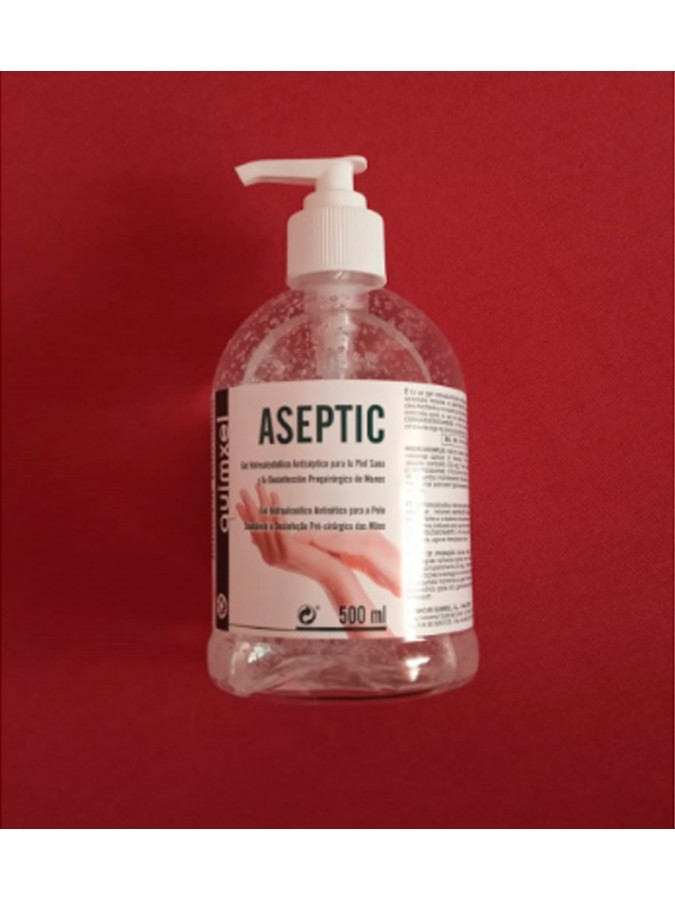 ASEPTIC GEL 500ml - GEL...