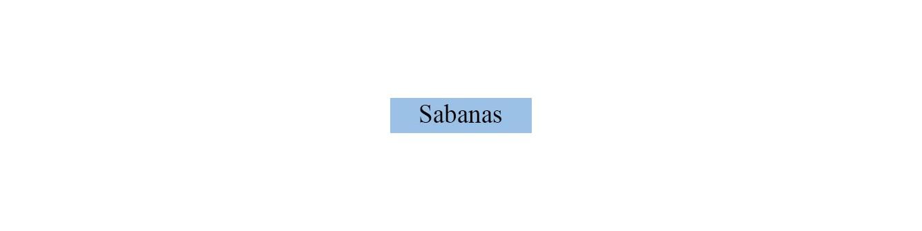 Sabanas