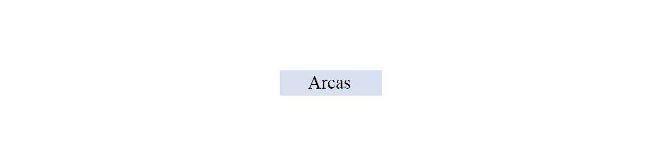 Arcas de Regogidas