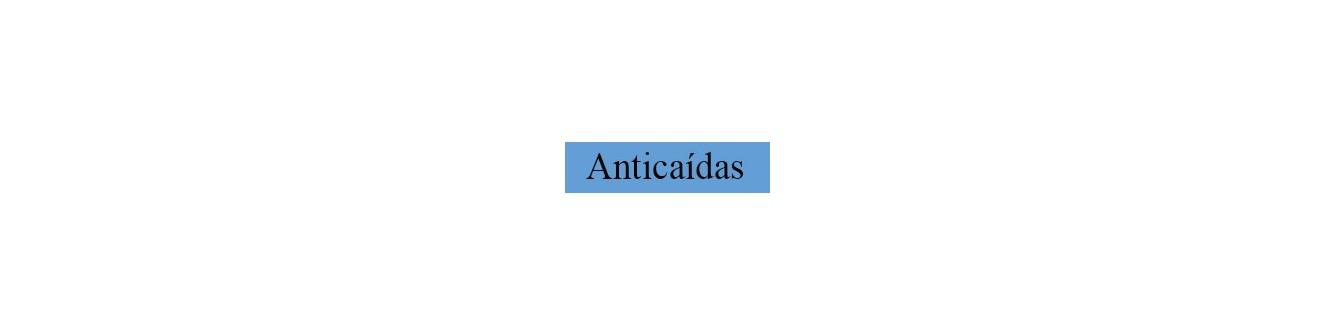 Anticaídas